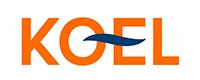Logotipo KOEL marca